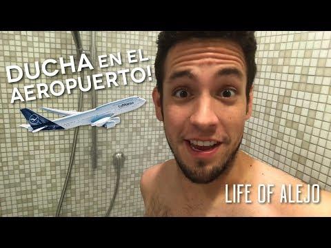 ducha-en-aeropuerto-durante-escala-con-lufthansa...-y-sorpresa-final-|-life-of-alejo
