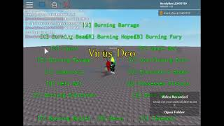 roblox script showcase virus deo (giveaway)