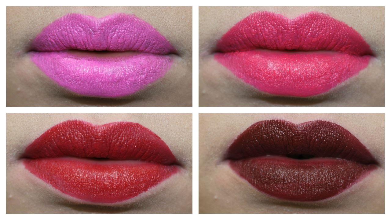 Maybelline Creamy Matte Lipsticks | NEW Colors! + Lip