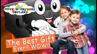 Piper N Hayden | The Best Gift Ever!! WOW!!