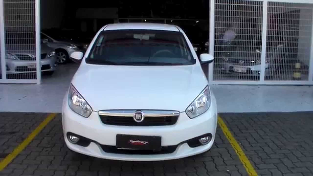 Fiat grand siena attractive 1 4 8v flex 2013