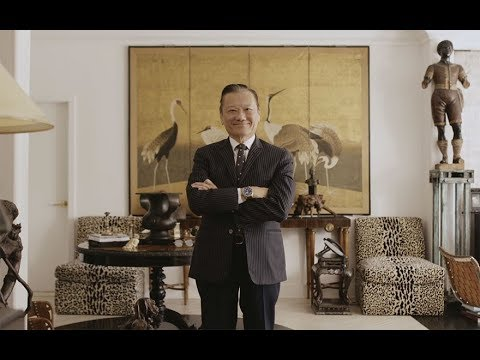 JF Chen: 'The Gold Standard'