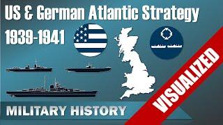 us amp german atlantic strategy 1939 1941