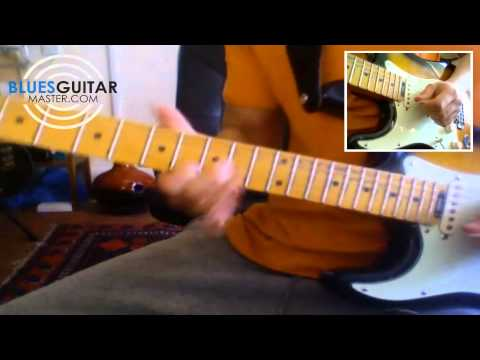 Blues Guitar Lessons - Learn This Awesome Solo!