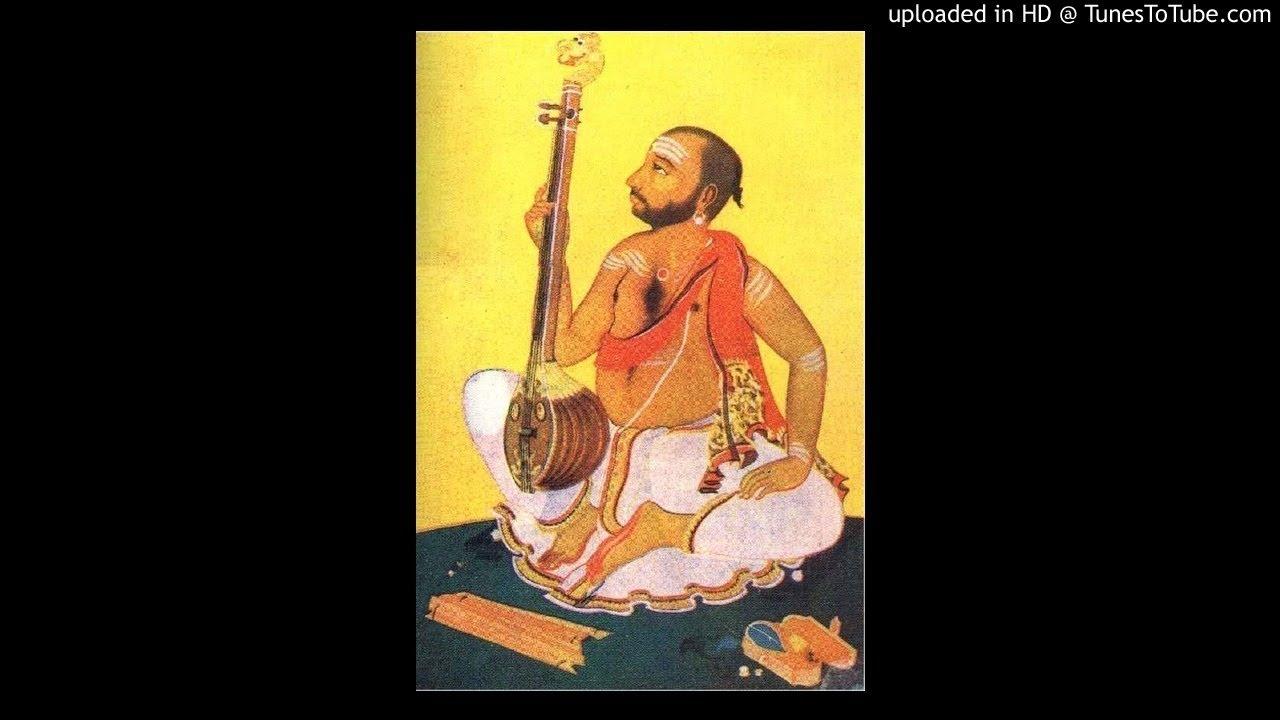 Shyama Shastri Kriti-marivErE-gati--Anandabhairavi--cApu- GN Balasubramaniam