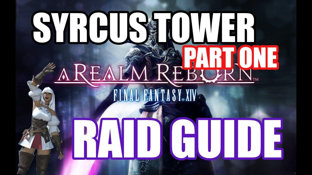 Syrcus Tower - Final Fantasy XIV A Realm Reborn Wiki - FFXIV / FF14