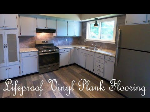 Lifeproof Vinyl Plank Flooring Review after Installation