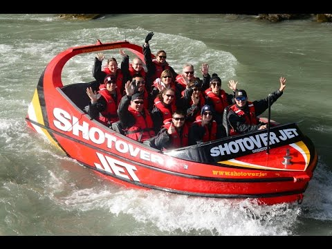 Queenstown Shotover Jet