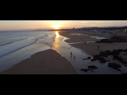 AMAZING Cinematic Drone Video  -  shot with a DJI Phantom 3 Standard (POI test)