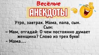 Сборник Смешных Анекдотов Выпуск 3