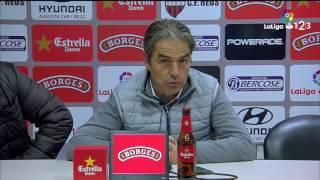 Rueda de prensa de Natxo González tras el Reus vs RCD Mallorca (1-1)