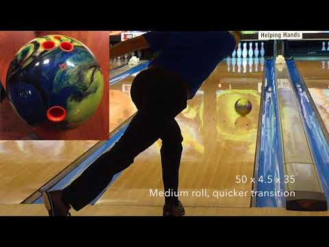 Storm Match Up Hybrid Bowling Ball Review (3 testers) by TamerBowling.com
