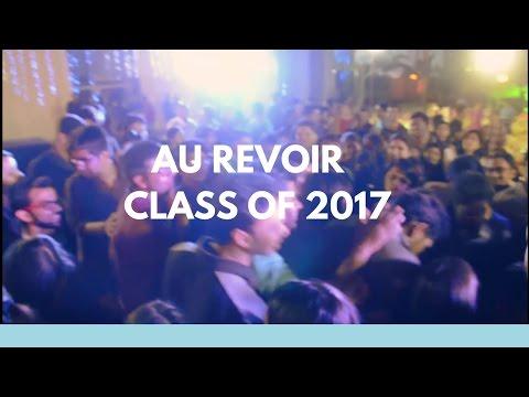 IIM Indore Farewell | Au Revoir | Class of 2017