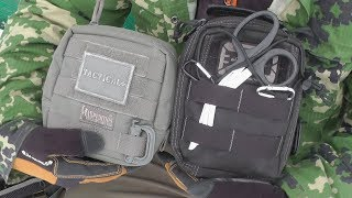 Про подсумок Maxpedition 6 x 6 modular padded pouch (MPP) и другие