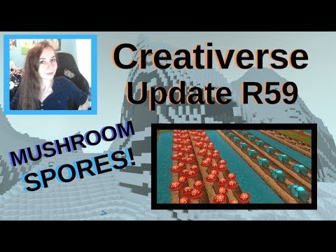 Creativerse Update R59 Stuff And Things!