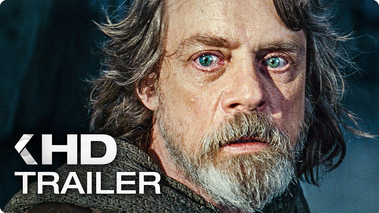 Star Wars 8 Trailer Deutsch