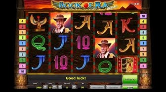 Book of Ra 2 - Free Slot Machine on 77777 Games