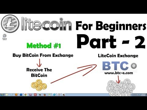 How To Buy LiteCoin & Exchange Reviews - LiteCoin For Beginners - Part 2