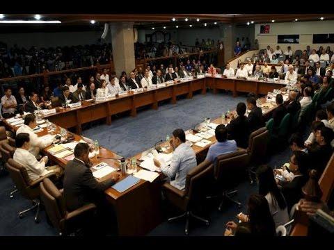 Bangladesh Bank Money Laundering on Philippines Senate hearing