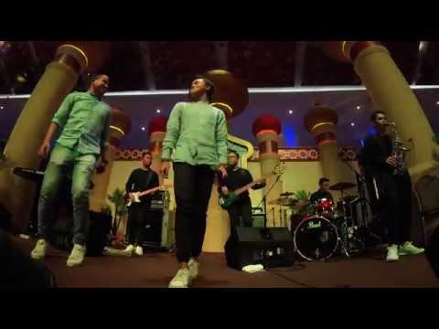 Barsena Bestandhi & Rizky Febian - Kiss Me Quick ( Nathan Sykes Cover )