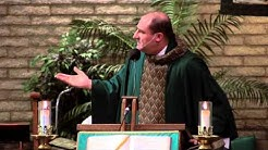 """FIRST Commandment Means More Than You Think"" 10/21/12-Homily-YM#169"