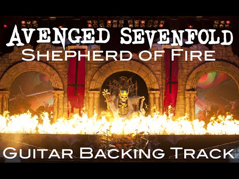 Shepherd of Fire Backing track w/ Vocals