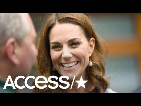 Savvy Shopper Kate Middleton Wore $80 Aldo Heels To Wimbledon