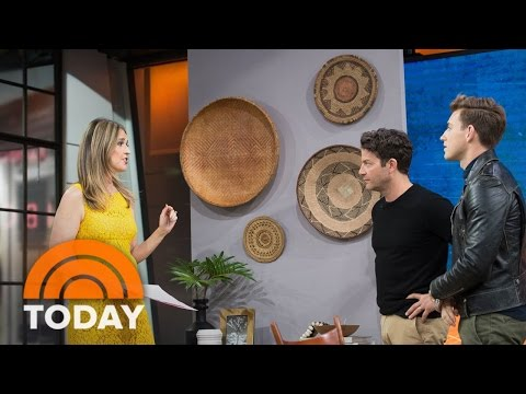 Nate Berkus And Jeremiah Brent Show You How To Spruce Up Your Home For Spring | TODAY