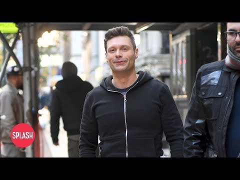 Ryan Seacrest Accuser Wanted Hush Money | Daily Celebrity News | Splash TV