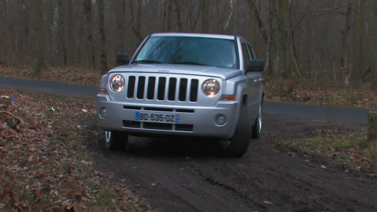 essai jeep patriot 2011 youtube