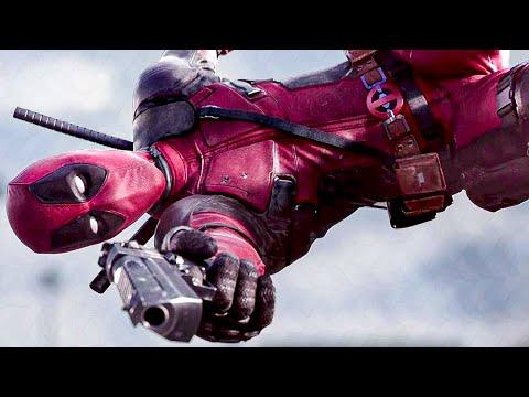 Deadpool Trailer 2 Deutsch German (2016) Marvel (Deadpool Red Band Trailer)