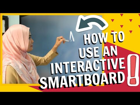 Interactive Smartboard : Overview and Key Features [Bahasa Melayu]