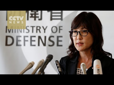 Japan's Defense Minister meets with Pentagon chief in US