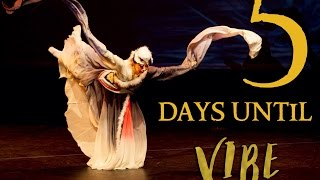 5 Days Until VIBE USA Dance Competition - with Ballerina Badass