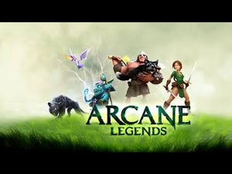 Arcane Legends Android HD GamePlay Trailer