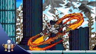 Shovel Knight KRATOS Secret Boss Fight (How to Unlock Kratos, Beat Him & Get Armor of Chaos Reward)