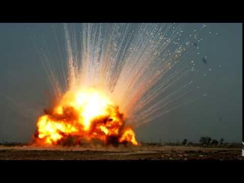 Bruit d'explosion