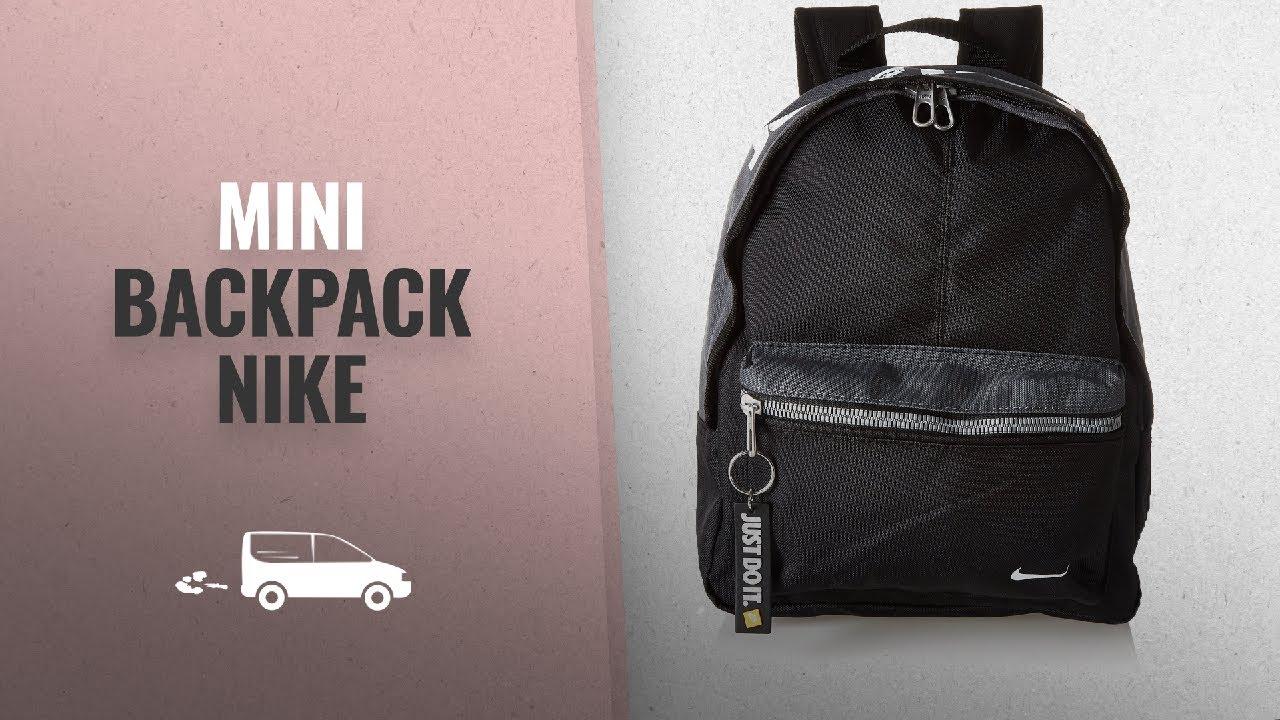 436ab0e89396 Top 10 Mini Backpack Nike  2018   Nike Classic Mini Backpack - One ...