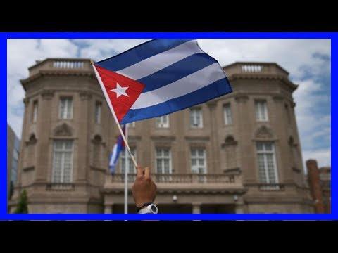 Cuban diplomats expelled by us amid 'hearing loss' claims - bbc news[BIKINI]