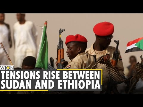 Tensions intensify between Sudan and Ethiopia   Political crisis   World News   WION News