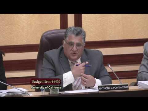 Senate Budget Subcommittee 1 on Education