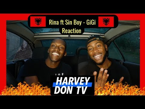 Rina - Gigi Reaction HarveyDon TV