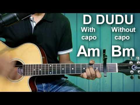 kaise-hua---kabir-singh-|-guitar-chords-lesson+cover