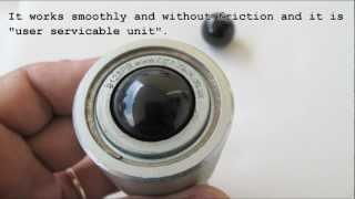 Repeat youtube video DIY Free Ball Bearing Gimbal