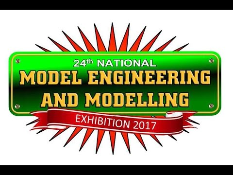 Doncaster 24th National Model Engineering and Modelling Exhibition