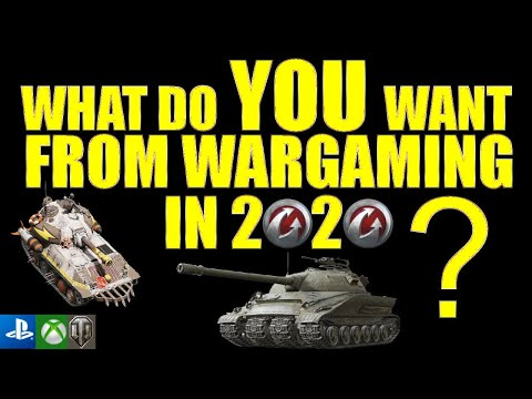 Is WOT Ready For The NEXT GENERATION? - World Of Tanks Console