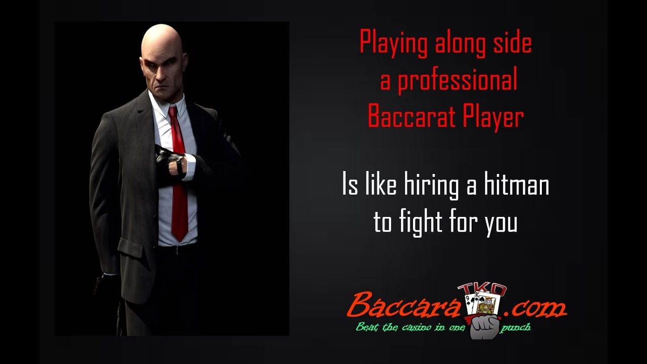 Professional Baccarat Player