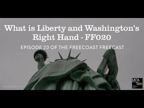 What is Liberty and Washington's Right Hand - FF020