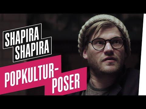 Popkultur-Poser | Shapira Shapira