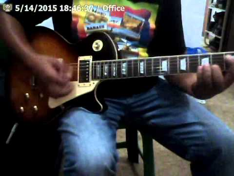 Labis na galak (guitar cover)